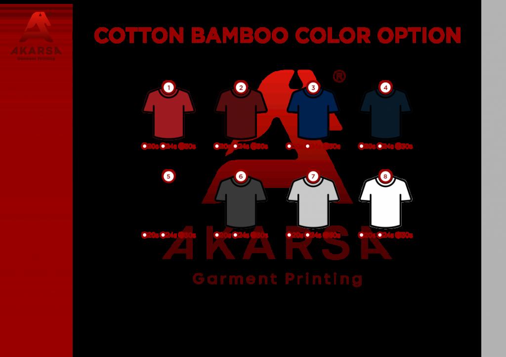 cotton bamboo